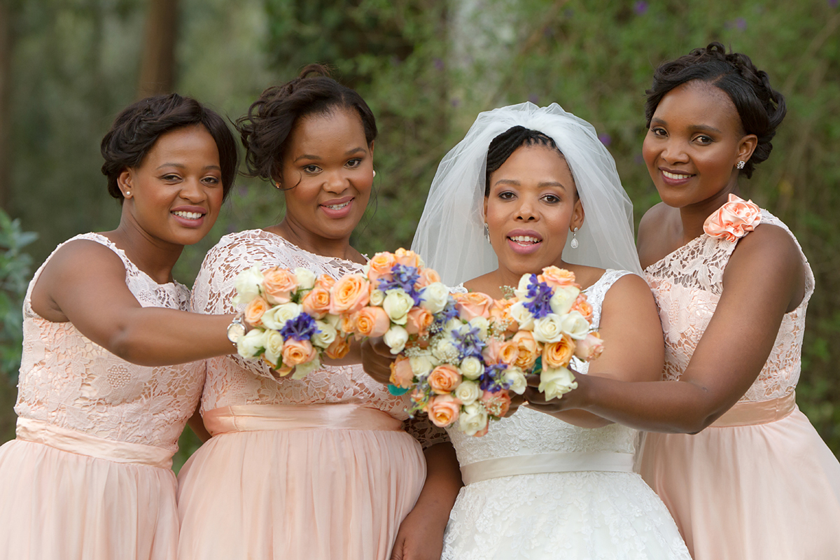 Siphelele & Angel Wedding 18