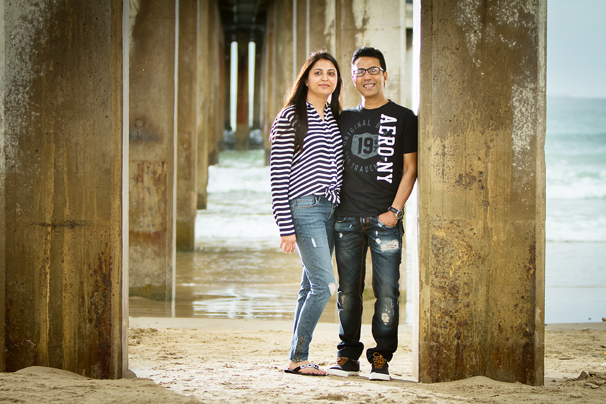 Bobby & Saadhna Couple Shoot 01